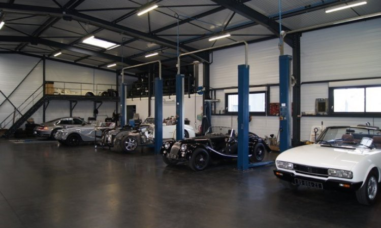 MERTINS AUTOMOBILES Thiers Concession