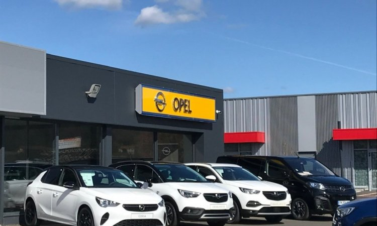 MERTINS AUTOMOBILES Thiers Concession Opel